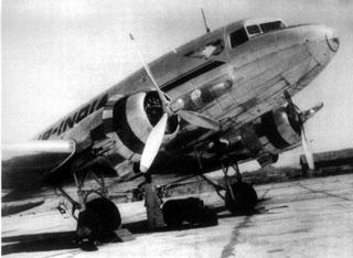 Douglas C-47 im Nachkriegs-Einsatz bei Air-India