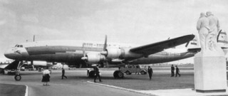 Lockheed L-1049C Super Constellation, 1954