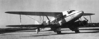 Tata Air Lines setzte ab Oktober 1938 De Havilland D.H. 86 ein.