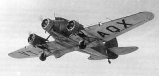 Tata führte 1941 einige Stinson Model A ein.